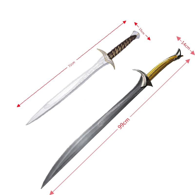 1: 1 COS Sword The   Legolas Prince Of Elves Sword PU 99cm Simulation Weapon Halloween Props