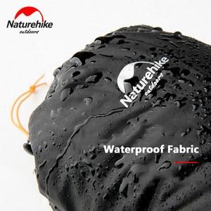 Image 5 - Naturehike 90% White Goose 700FP dół pokrowce na buty Camping kryty Unisex zima ciepłe stopy pokrywa wodoodporna wiatroszczelna ForKeep Warm