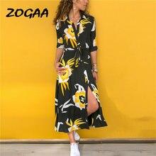 Длинное Платье женское летнее пляжное шифоновое платье с цветочным