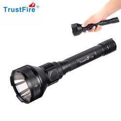 Trustfire T70 Flashlight 18650 2300lm LED Flashlight Ultra Powerful Rechargeable Light Hunting Camping Electric Torch