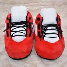 Кроссовки с высоким верхом унисекс теплые зимние шлепанцы смешной