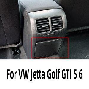Image 5 - 1K0 862 532 New Black Beige Car Central Console Armrest Rear Cup Drink Holder For VW Jetta Golf GTI MK5 MK6 RABBIT Eos 1K0862532