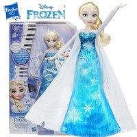 Disney Princess Elsa frozen Dolls Snow Queen Children Girls Toys Action Figures Elsa Dolls Classic Toys Gift Birthday Christmas