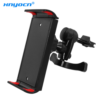 Universal 7 8 9 10 11 Inch Tablet PC Stand Air Vent Tablet Holder Car Suitable For Ipad Pro/Air/Mini Samsung Galaxy Tab PC Mount haier ii pro tablet pc