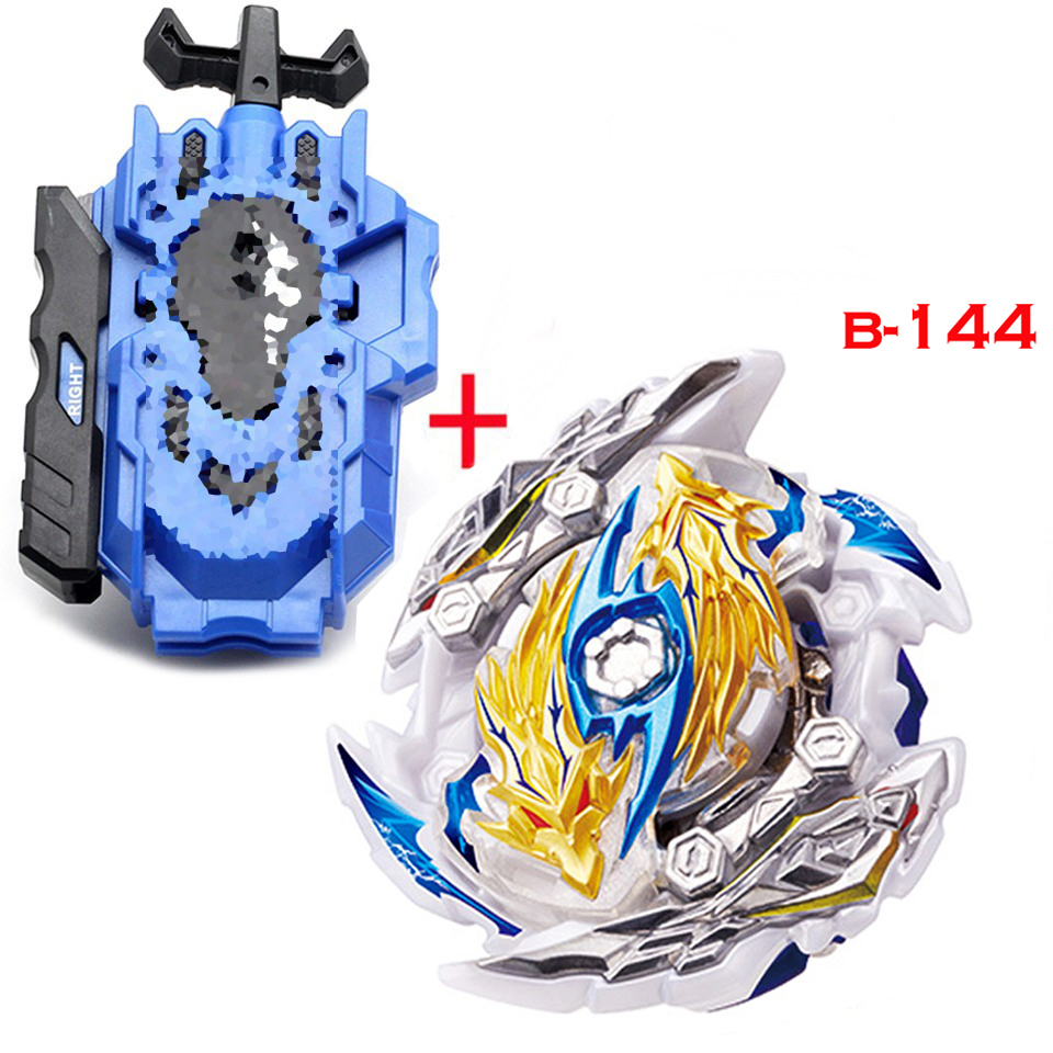 <font><b>Beyblade</b></font> Burst Toy <font><b>B</b></font>-144 <font><b>B</b></font>-139 B140 Band without Launcher and Box Bables Metal Fusion Spinning Top Bey Blade Blades Toy Bayblade image