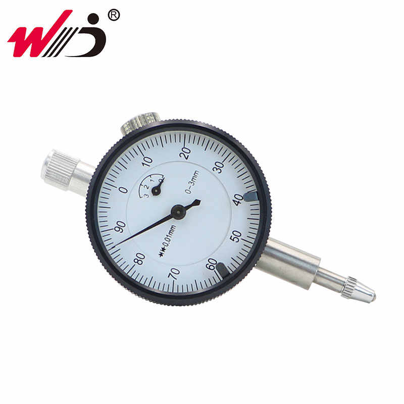 Dial Test Indicator 0.01mm Accuracy and Magnetic Base for Measuring Lathe Tools