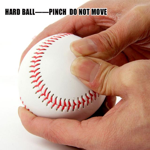 Baseball No.9 Training Balls Handmade Baseball