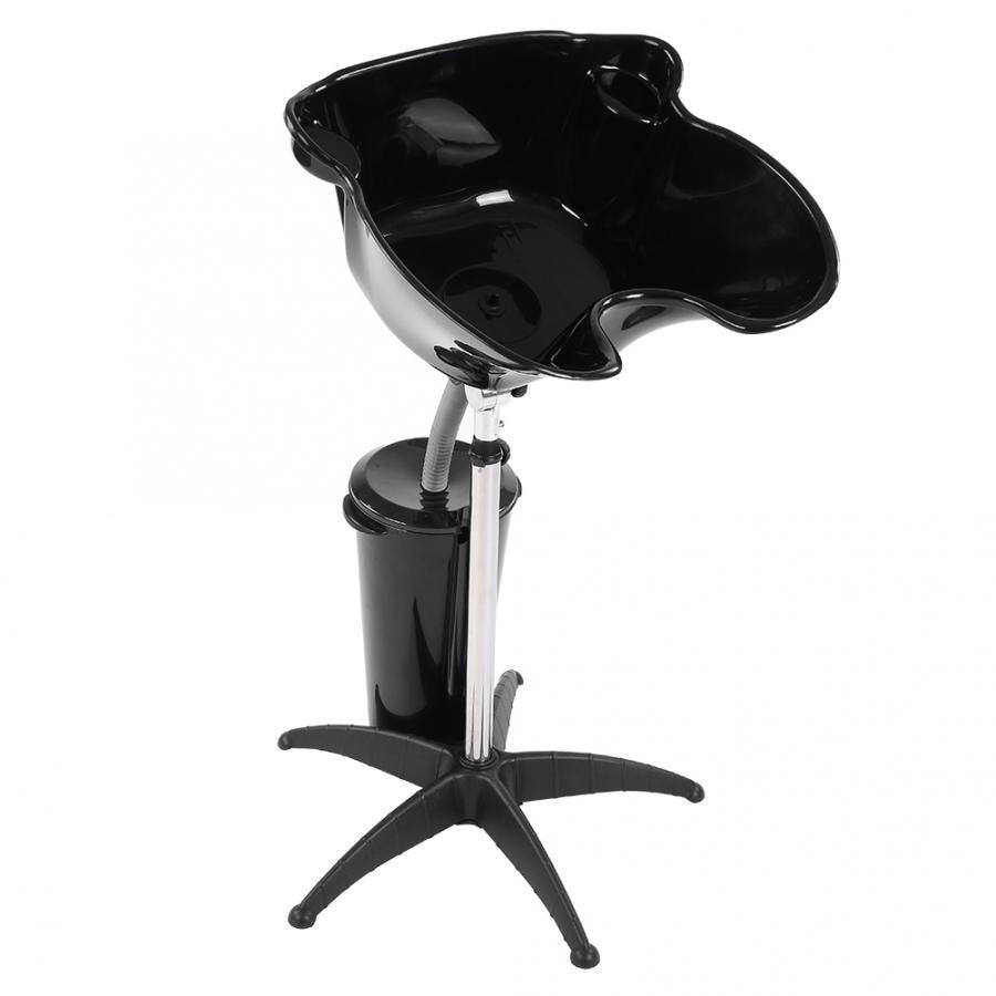 Portable Salon Hair Basin Barber Backwash Stainless Steel Shampoo Hair Treatment Barber Accessories