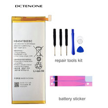 DCTENONE Replacement Phone Battery HB4547B6EBC For Huawei Honor 6 Plus PE-TL20 PE-TL10 PE-CL00 PE-UL00 3500mAh недорого