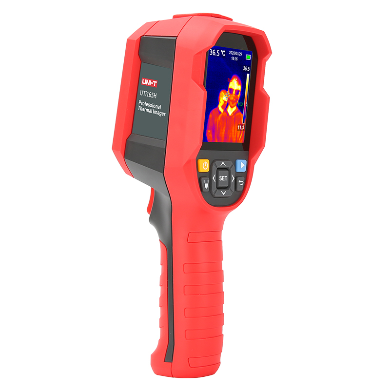 Multifunction HD Thermal Imaging Camera In Screen Sound Alarm With Visible Light 3