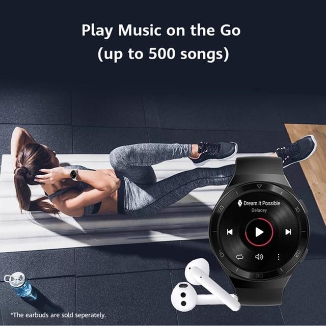 HUAWEI Watch GT 2e Smart Watch Blood Oxygen 1.39'' AMOLED Waterproof Heart Rate Tracker 6