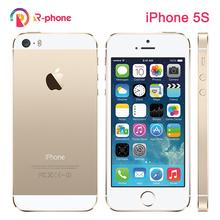 Originele 4G Iphone 5S Gebruikt 99 Nieuwe Mobiele Telefoon Dual Core 4 #8220 8MP Wifi 3G IPhone5s unlocked A1457 Mobiele Telefoons Gebruikt cheap Apple Not Detachable Andere Cn (Oorsprong) Vingerafdrukherkenning 1000 Nonsupport Spanish 640x1136 1 Sim-kaart Normale Scherm
