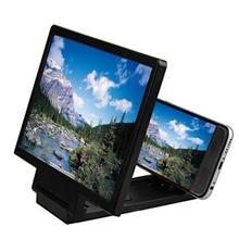 ERILLES moda 3D cep telefonu ekran amplifikatör taşınabilir evrensel ekran büyüteci ekran büyüteç genişletici Smartphone