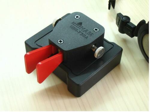 Uniham UNI-730A CW Morse Code Keys Telegraph Automatic Paddle Keyer HAM Radio