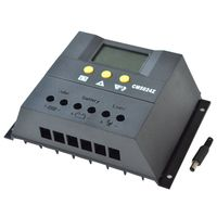 50A Pwm Charge Controller Solar Charger Battery Regulator Solar Charge Controller 12V / 24V