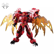 Transformation Action-Figure Ironfactory Toys Robot Comic Club Red EX-42 IN-STOCK IF