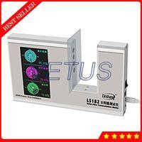 Ls182 3 in 1 디지털 태양 광 필름 미터 측정 uv ir 거부 값 가시 광선 전송 값 테스터
