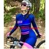 20 cores das mulheres longo mangas compridas skinssuit go pro equipe de ciclismo macacão pro equipe irmã triathlon roadbike mtb roupas verão macaquinho ciclismo feminino manga longa roupas com frete gratis macacao 22