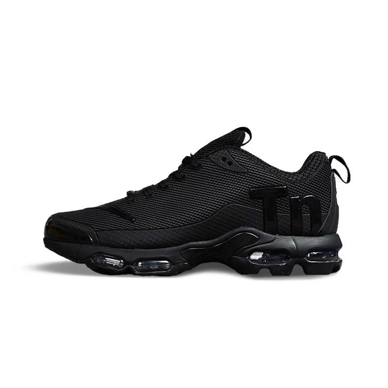 Originele Nike Air Max Plus Tn Heren Ademende Loopschoenen Sport Sneakers Trainers Outdoor Sport Ademende Schoenen 2019 Nieuwe