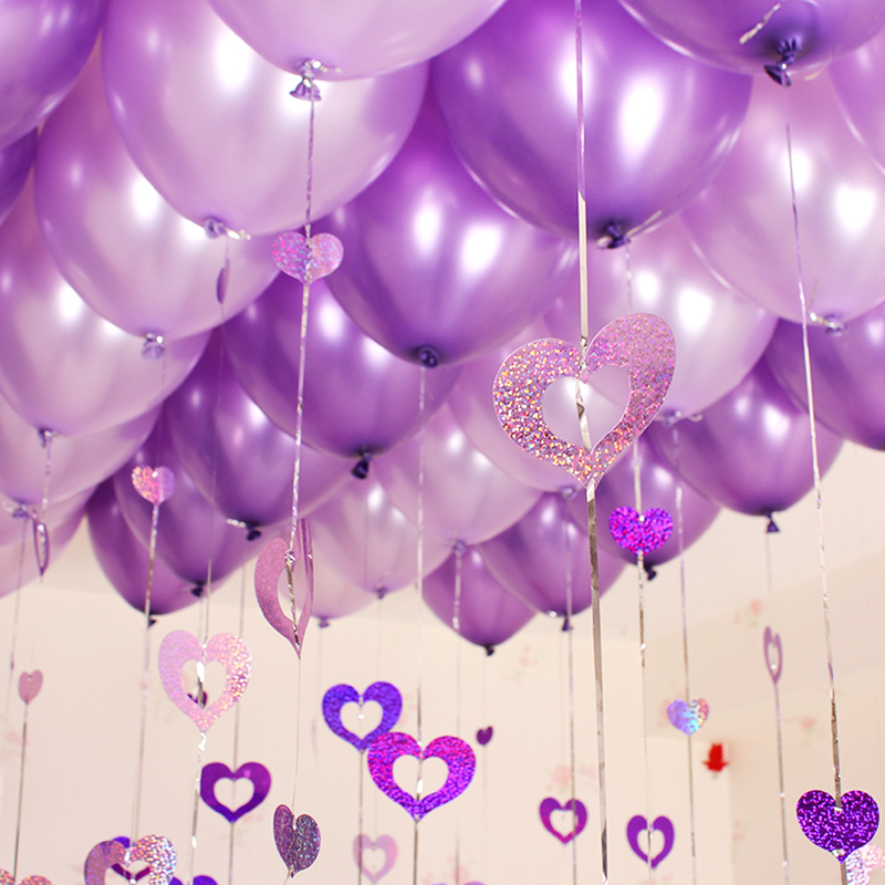 10/20/30/50Pcs 10inch Pearl Latex Balloons For Birthday And  Wedding Party 4