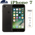 Оригинальный разблокированный мобильный телефон Apple iPhone 7 4G LTE 2G ram 256 GB/128 GB/32 GB rom четырехъядерный 4,7 ''12. 0 <font><b>MP</b></font> телефон камеры отпечатков пальцев
