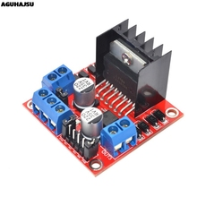 1pcs L298N driver board module L298 stepper motor smart car
