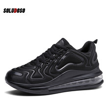 Men Casual Shoes Brand Outdoor Fashion Sneakers For Men Flat Shoes Trend Air Cushion Man Shoes Trend Autumn Leisure Shoes Hombre stylish skateboarding shoes unisex classic white shoes men women leisure waterproof air cushion skateboard shoes flat sneakers