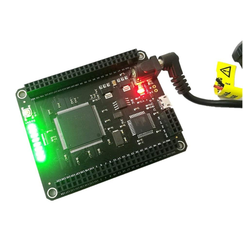 Spartan6 Mojo V3 FPGA Development Board Kits Module Spartan 6 XC6SLX9 SDRAM for Arduino DIY