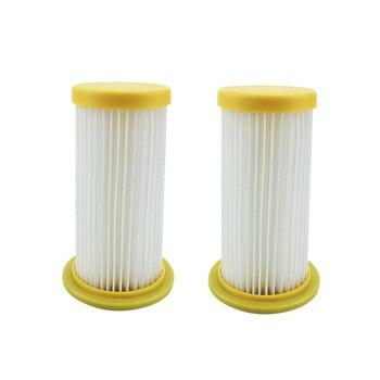 2 шт. фильтр для HEPA волоконный фильтр для Philips FC8198 FC8199 запчасти пылесоса