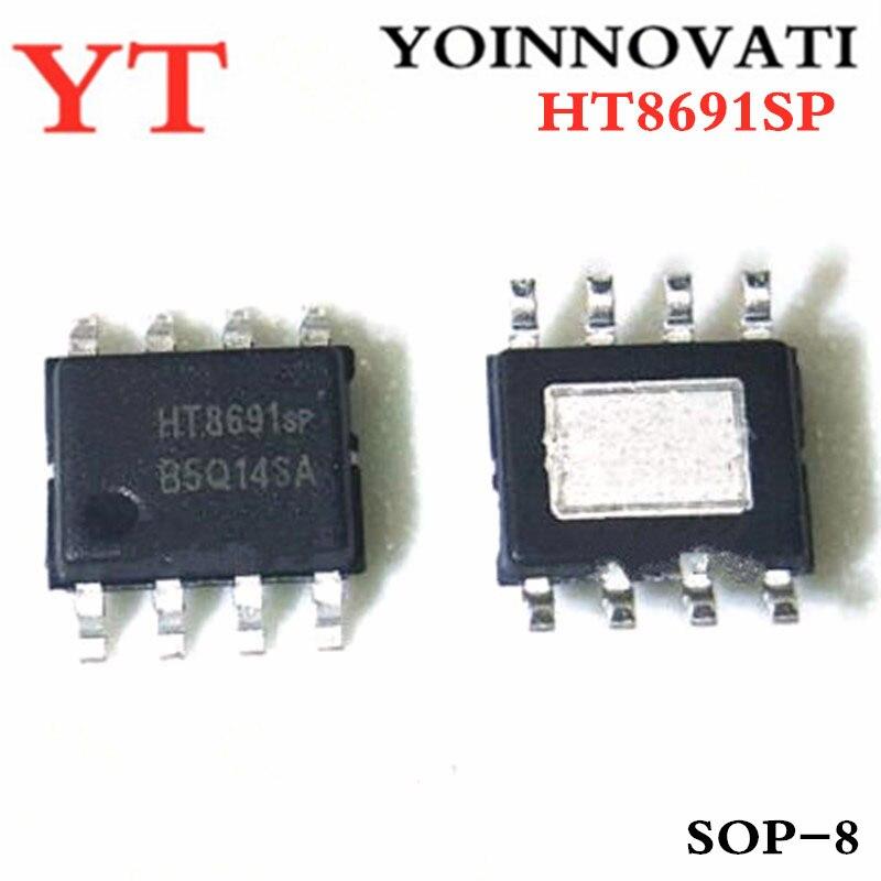 10pcs/lot HT8691 HT8691SP 8691 SOP-8 IC Best Quality