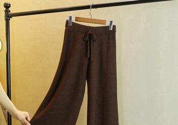 Γυναικείο θηλυκό Παντελόνι ψηλόμεσο