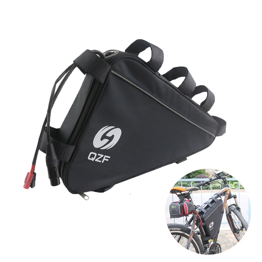 Elektrische fahrrad akku 48 V/52 V 1000W Dreieck ebike motorrad batterie für BBS01 BBS02 bafang motor