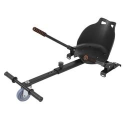 Balanced drift Kart asiento cojín para Karting Hoverboard negro