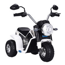 цена на Electric Kid Ride On Motorcycle Toys Children Battery Powered Three Wheel Bicycle Outdoor Baby Play Car Toy With Headlight T0852