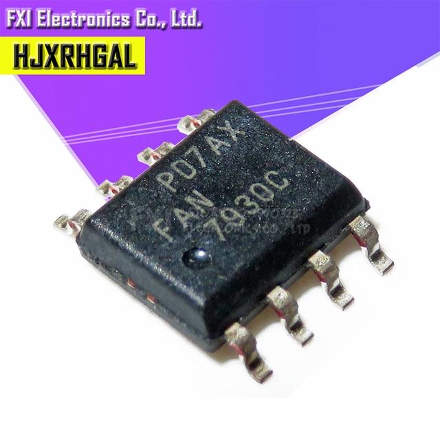 10 قطعة FAN7930C FAN7930 SOP8 SOP 7930C SMD جديد الأصلي