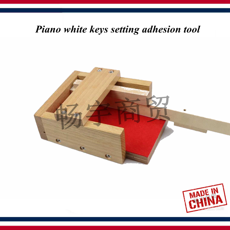 Piano Tuning Tools Accessories High Quality Piano White Keys Setting Adhesion Tool Piano Repair Tool Parts