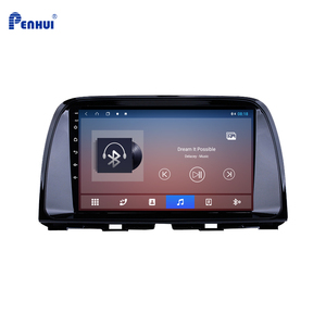 Image 4 - Car DVD For Mazda CX 5 ( 2012 2015) Car Radio Multimedia Video Player Navigation GPS Android 10.0 Double Din
