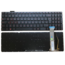 Keyboards Replacement Laptop ASUS for N551 G551/N551j/N551q/.. 1PC New