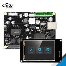 ChiTu 3D Printer Board L5.5-10.1 Control Board Support A4988 Driver with 32Bit STM32 ARM For 3D Print LCD Printer maitech 03100552 3d printer control board temperature control board green