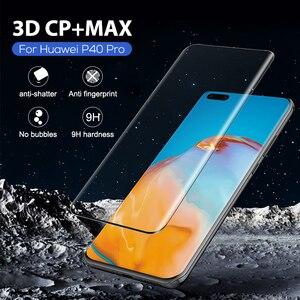 Image 1 - Voor Huawei P40 Pro Glas Screen Protector Nillkin Verbazingwekkende H + Pro/Xd + 9H Voor Huawei P40 gehard Glas Protector Voor Huawei P40 5G