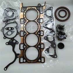 1.3T/B4G13 zestawy do regeneracji silnika dla Geely Emgrand GS GL SC6 Vision zestaw naprawczy opakowanie  zestaw naprawa silnika zestaw