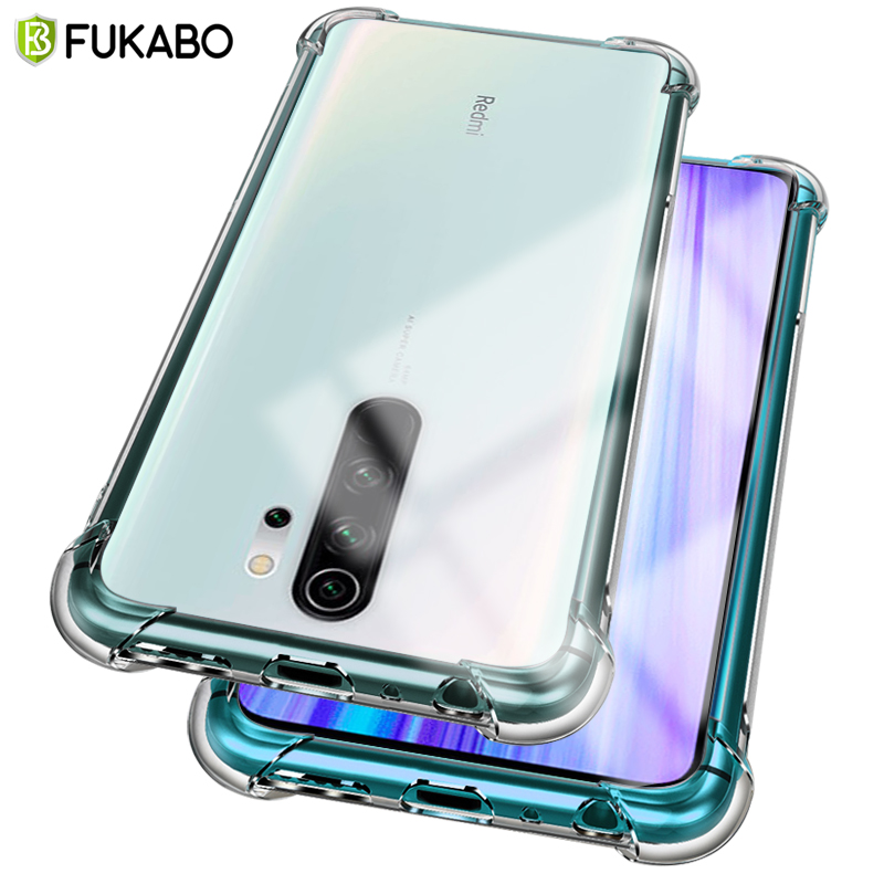 Shockproof Case For Xiaomi Redmi Note 8 8T 8A 7 7A 6 6A 5 4 4X 9S K30 K20 Case Mi 10 9 9T 8 SE A3 A2 Lite CC9E CC9 Pro Cove Bag