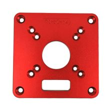 Universal RT0700C Aluminium Router Table Insert Plate Woodworking Benches cheap CN(Origin) NONE X4YE7HH502280