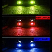 Car-Lamp Lemon H3 DRL Driving Led-Bulb Auto-Fog-Light HB4 881 H27 880 Green H11 9006