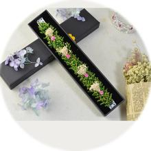 dried flower Headwear new style headwear Infantile  pure handmade Headbands newborn photograpphy props elegant packaging