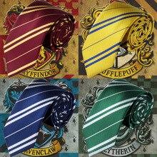 Tie Necktie Silk-Tie-Accessories School-Uniform Graduation Striped Student Party-Gravata