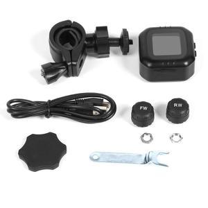 Image 3 - Система контроля давления в шинах, с ЖК дисплеем, беспроводная система контроля давления в шинах