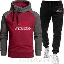Venda Quente Dos Homens Conjuntos De marca Hoodies Conjuntos De Treino Do Esporte Dos hoodies do esporte dos hoodies dos Homens