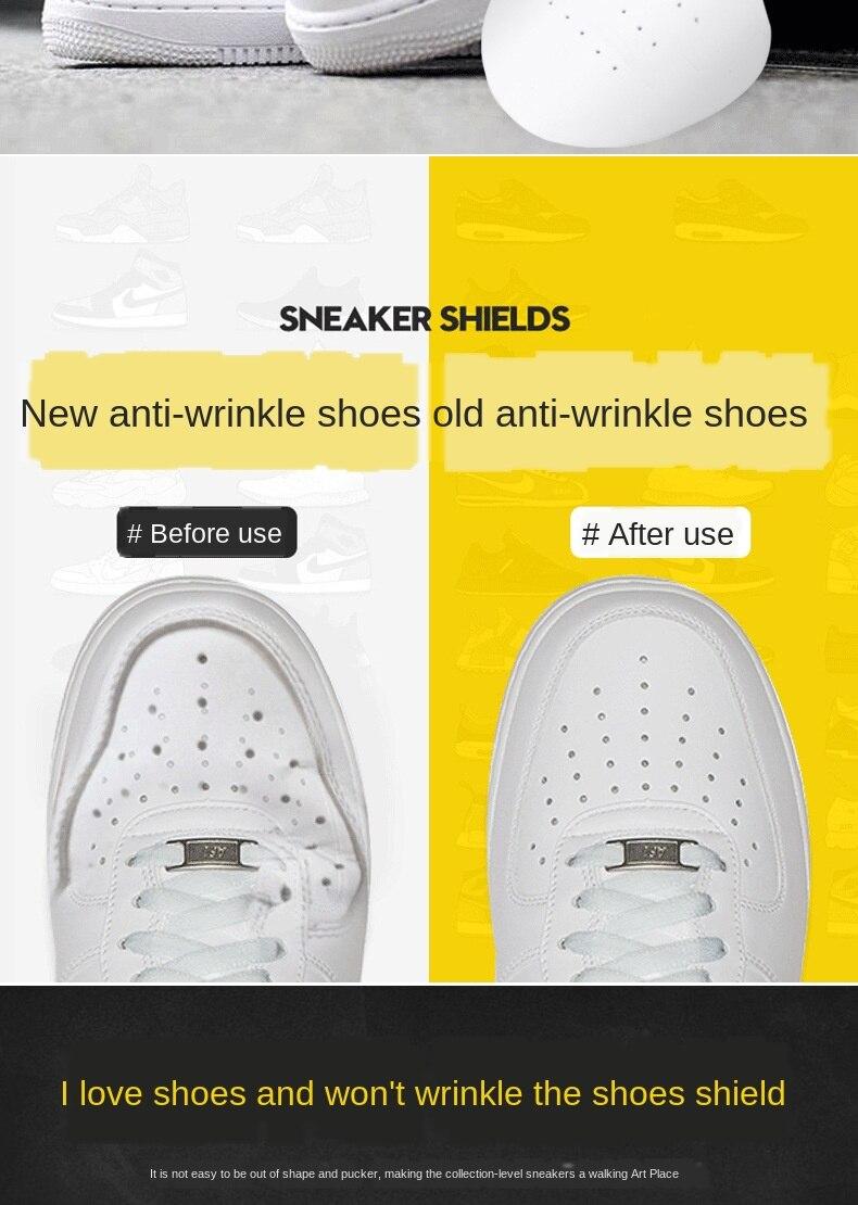 Sneaker Shield Shape Holder Shoe Trees Shoe Prevention Shield Shoe Stretcher