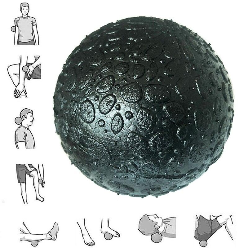 10CM Fitness Ball High Density EPP Firm Massage Ball Lightweight For Myofascial Release Deep Tissue Therapy